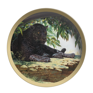 Brazilian Noon - Collectable Plate by Guy Coheleach Brazilian Noon  Coffee Table Books  Collectable Plates